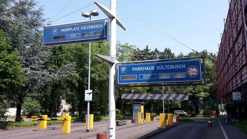 Bad Oeynhausen Parken