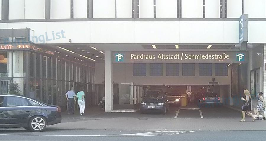 Hannover Parkhaus