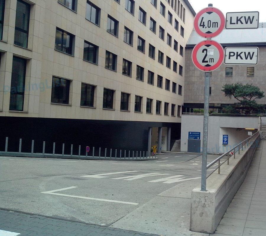 Parkhaus Frankfurt