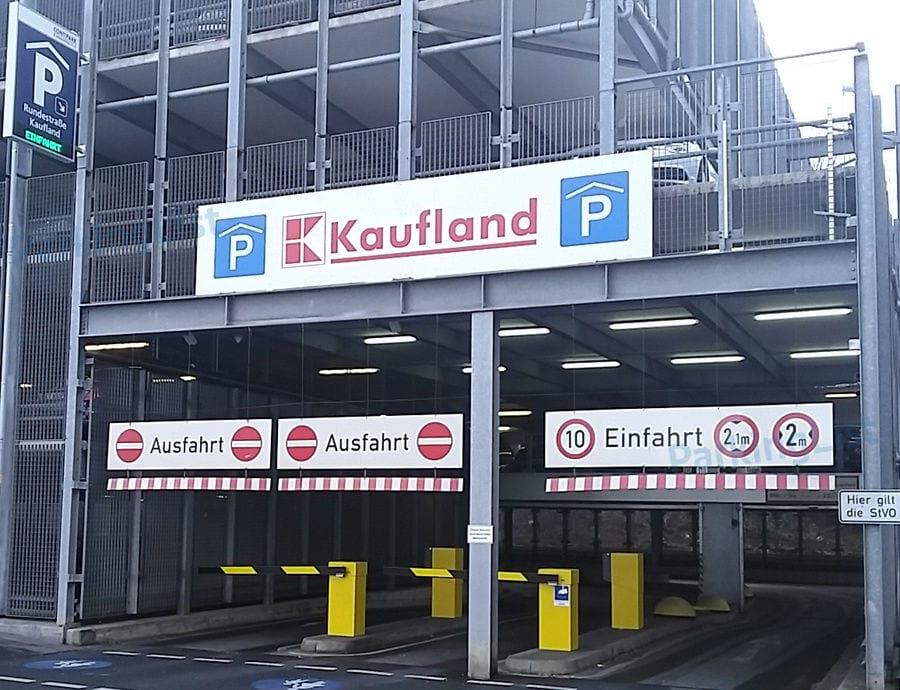 Hauptbahnhof Hannover Parken