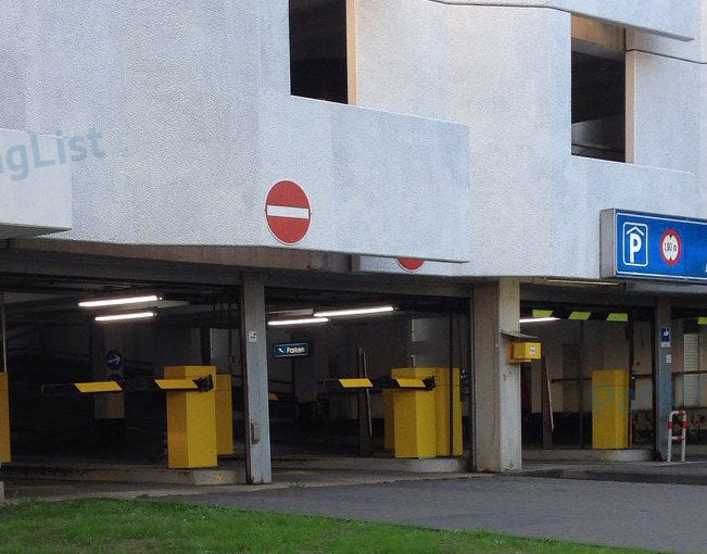 Parkhaus Bielefeld
