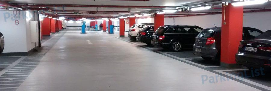 Opernturm Parkhaus