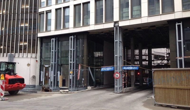Parkhaus Frankfurt Am Main