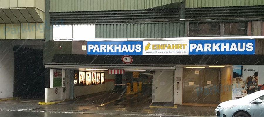 Parkhaus Nürnberg Hauptbahnhof