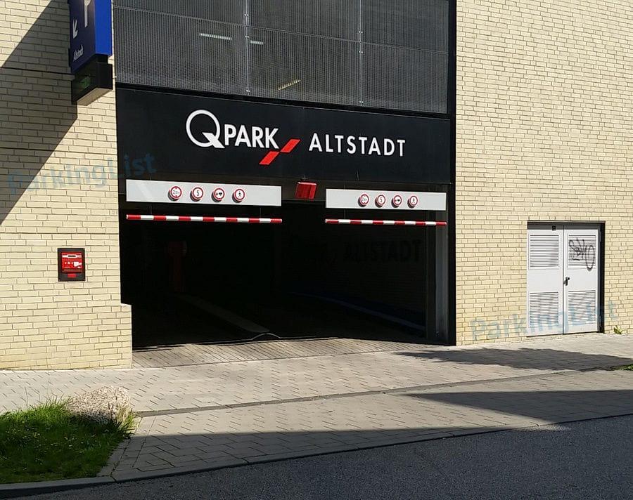 Fördeparkhaus Kiel