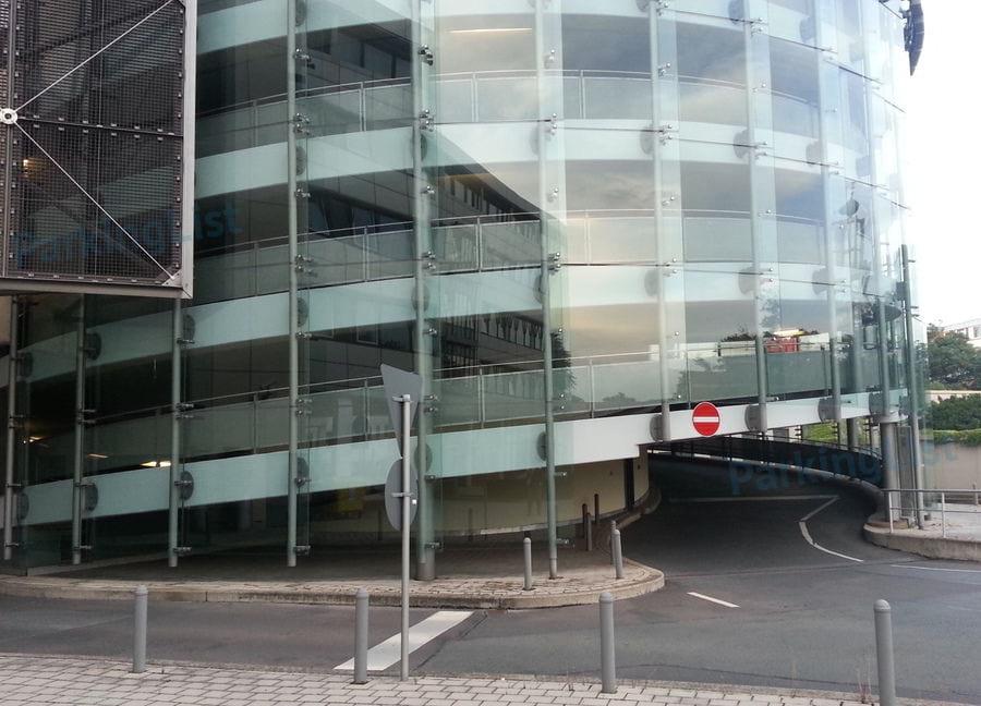 Parkhaus Poststraße Wolfsburg