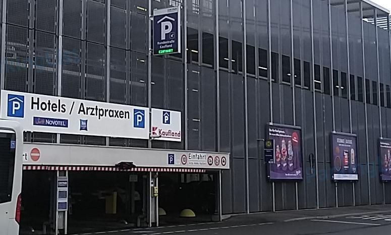 Parken Hannover Hauptbahnhof