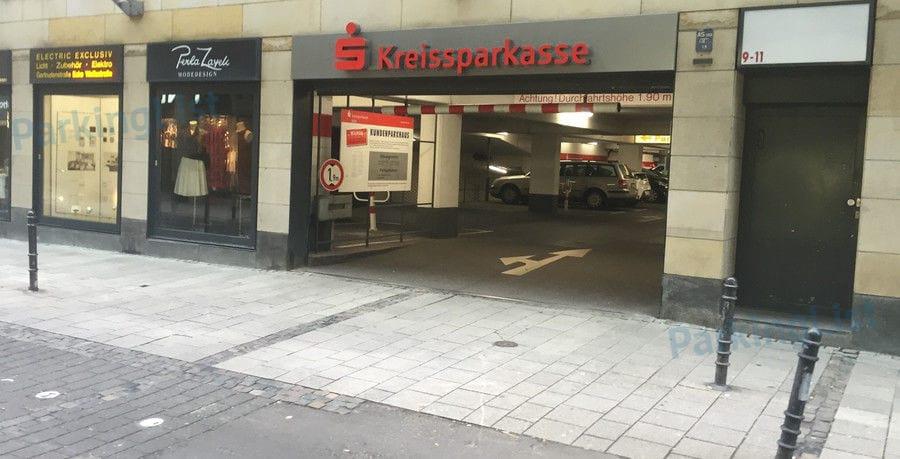 Parkhaus Kreissparkasse Köln