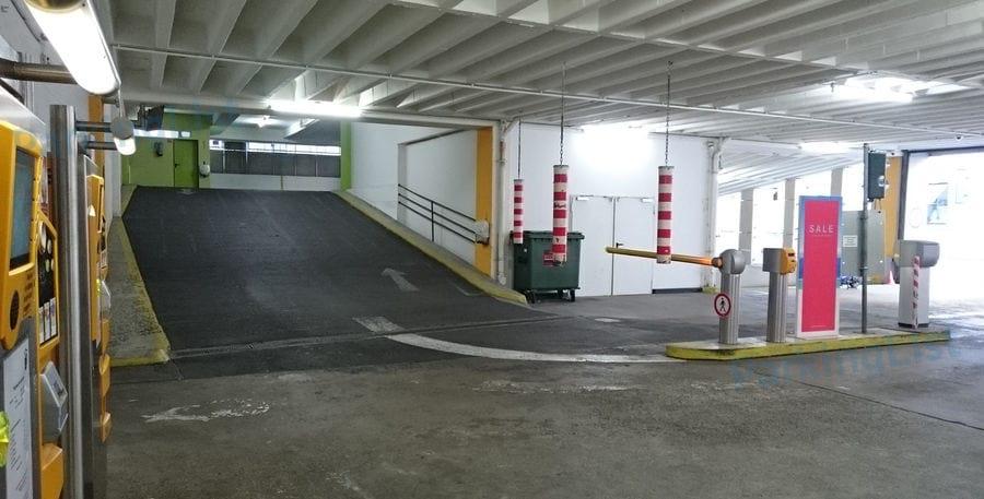 Parkhaus Zirkel Karlsruhe