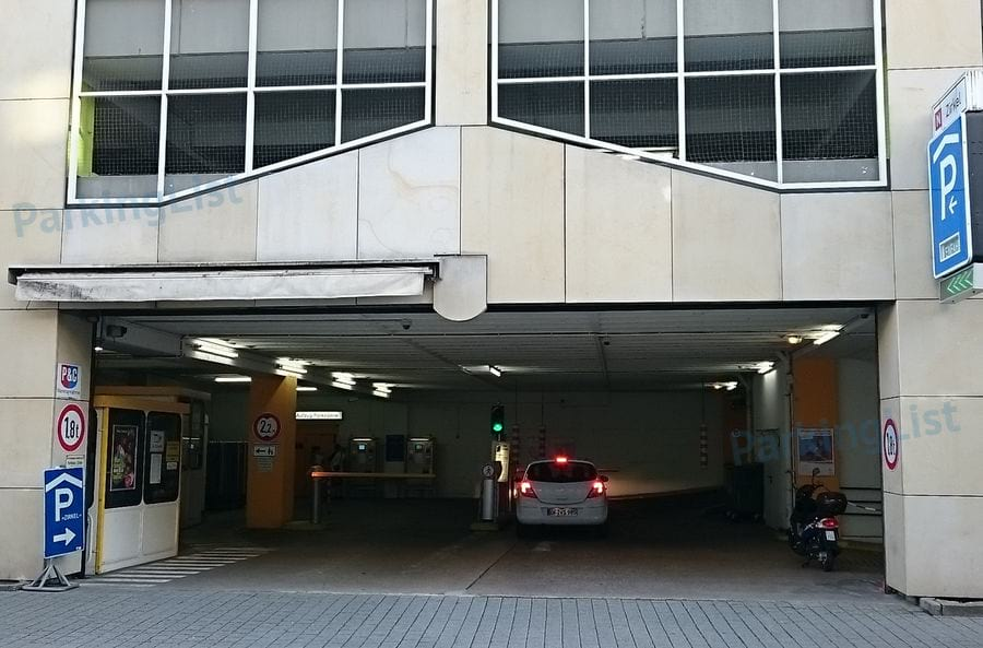 Parkplatz Karlsruhe Flughafen