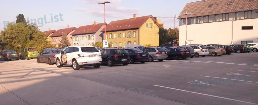 Parkhaus Ettlinger Tor Karlsruhe
