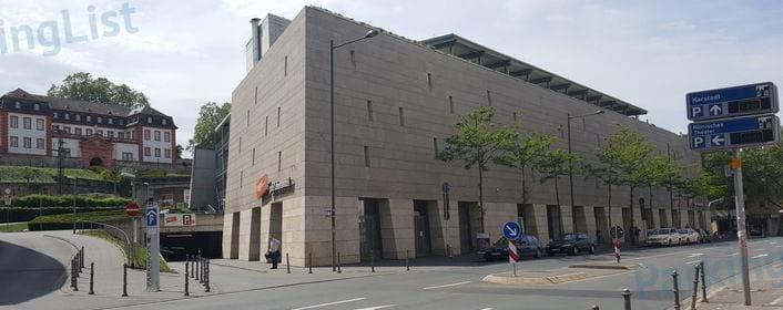 parkhaus römisches theater mainz