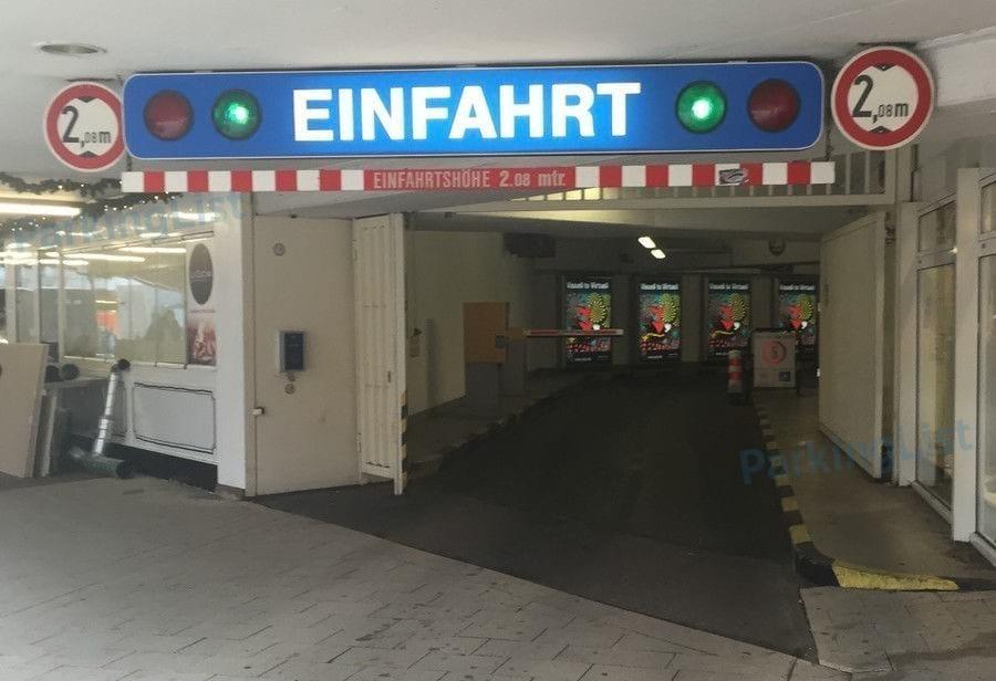 Parkhaus Theater Köln