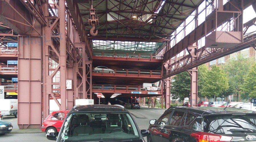 Parkhaus Ikea Essen Parken In Essen