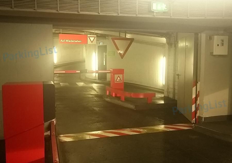 Parkhaus Ernst August Platz 5 Hannover Parken In Hannover