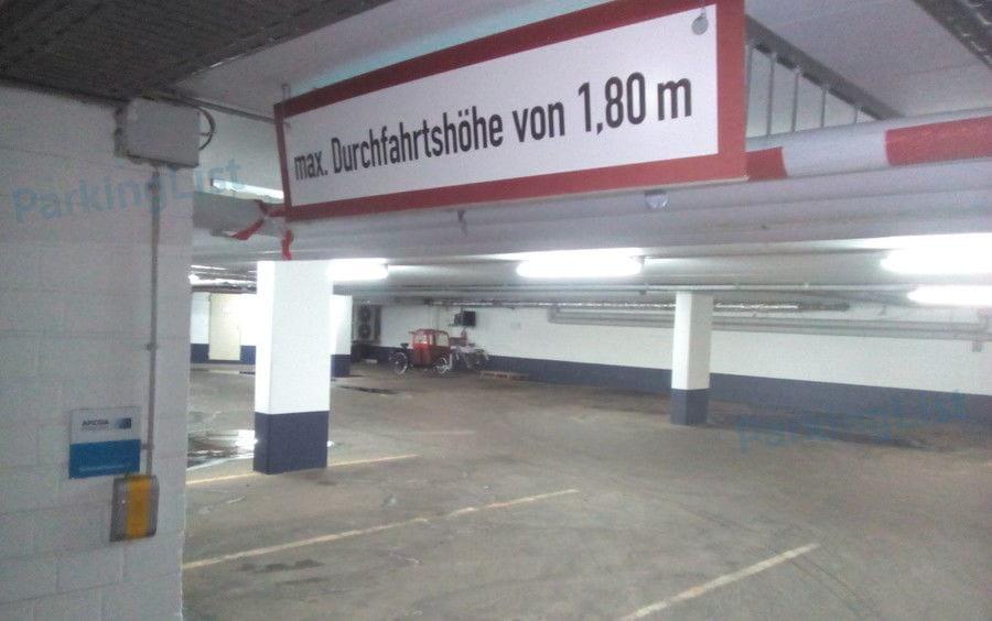 Parkhaus Luisenstraße Berlin