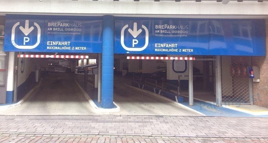 Parkhaus Am Brill Bremen