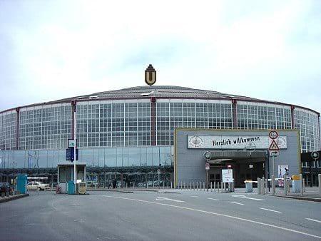 Dortmund Westfalenhalle Parken
