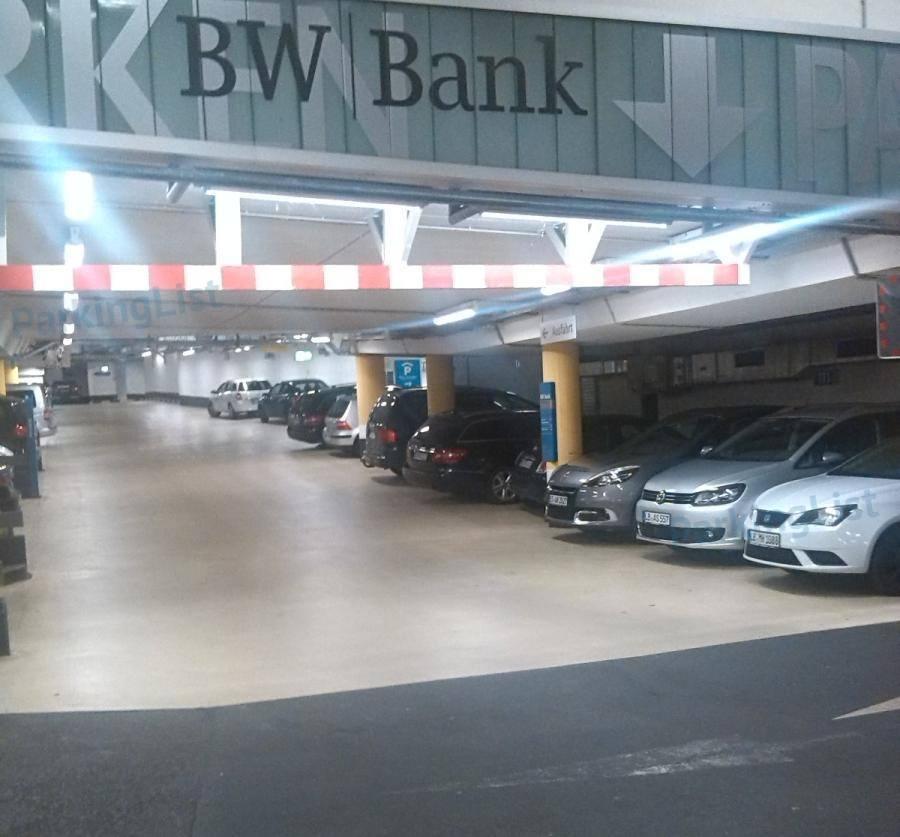 Parken In Stuttgart