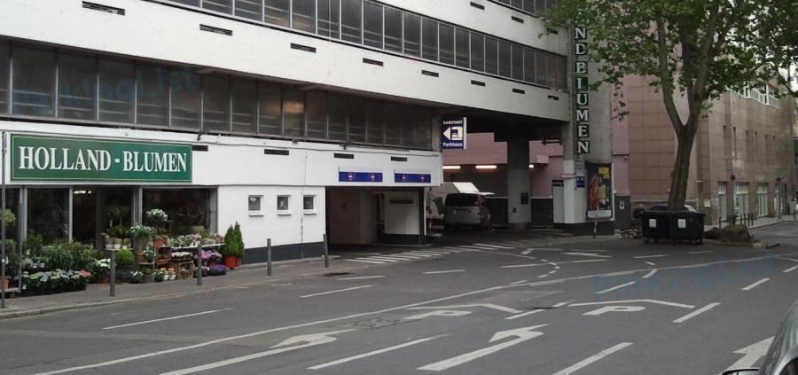Parkhaus Myzeil Frankfurt