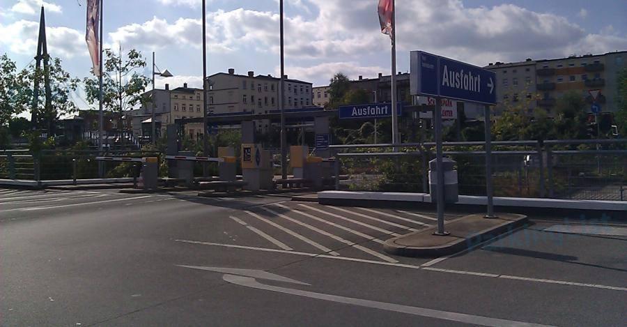 Parkhaus Schweriner Höfe