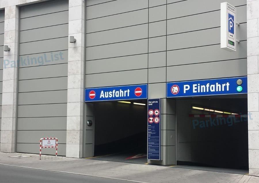 Parkhaus Dortmund Thier Galerie